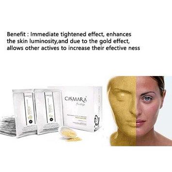 CASMARA Facial Mask Pack of 6. Special Selected Peel-off Ficial Mask Set (Gold 2080, GreenTea 2050, R6tence 2060, Vege 2030, Goji 2070, Nova 2045)