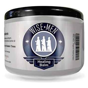 Wise Men Healing Balm with Myrrh and Frankincense Essential Oils