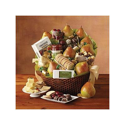 Harry & David Deluxe Favorites Gift Basket