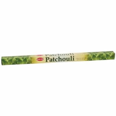 Home Fragrance HEM Incense Patchouli Prayer Meditation Sticks 8pk