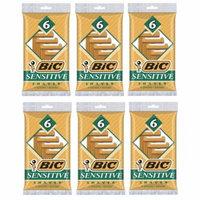 Bic Sensitive Single Blade Razor Disposables, 36 Count + Yes to Tomatoes Moisturizing Single Use Mask