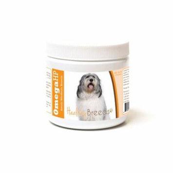 Healthy Breeds Polish Lowland Sheepdog Omega HP Fatty Acid Skin and Coat Support Soft Chews