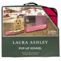 LAURA ASHLEY FRESH FORD PET POP-UP KENNEL - MEDIUM 18