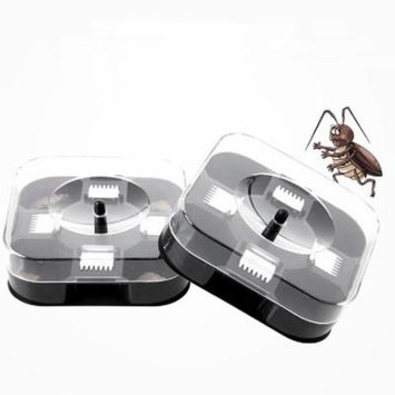 Outtop New Automatic Cockroach House Insects Bugs Capture Bait Trap Killer Catcher Box