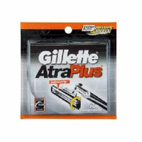 Gillette Atra Plus Refill Razor Blades 10 ct. + Yes to Coconuts Moisturizing Single Use Mask