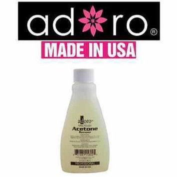 LWS LA Wholesale Store ADORO ACETONE NAIL POLISH REMOVER PROFESSIONAL MADE IN USA like mia secret