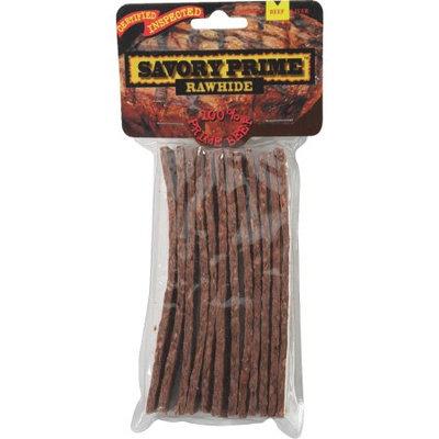 Rawhide Chew Dog Treats - Smart Savers - Pack of 12 12Pk Beef Snacks