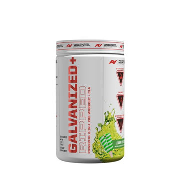Advanced Nutrition Systems Galvanized Ripped- Lemon Lime Ice