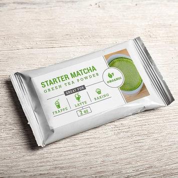 Starter Matcha (2oz) - USDA Organic, Kosher & Non-GMO Certified, Vegan and Gluten-Free. Pure Matcha Green Tea Powder. Natural Energy Booster and Fat Burner