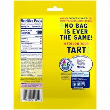 Nestle 00079200507763U Sweetart Sour Gummies Medium Peg Bag 12-5.25 Ounce