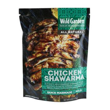 Chicken Shawarma Quick Marinade