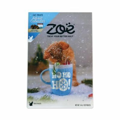 Zoe Cat Treat Holiday Calendar -Chicken