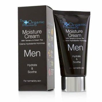 Men Moisture Cream - Hydrate & Soothe - For Normal & Dry Skin-75ml/2.5oz
