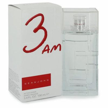 3am Sean John by Sean John After Shave 3.4 oz-Men