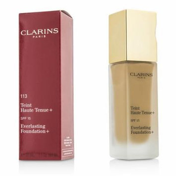 Clarins Everlasting Foundation+ SPF15 - # 113 Chestnut 30ml/1.1oz