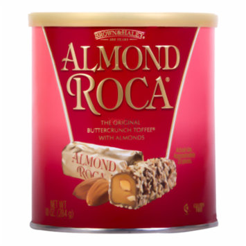 Almond Roca Buttercrunch Toffee with Chocolate and Almonds (Pack of 10)
