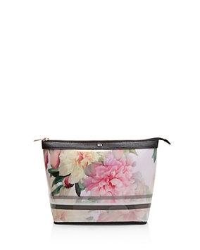 Ted Baker Magda Large Wash Bag, Baby Pink
