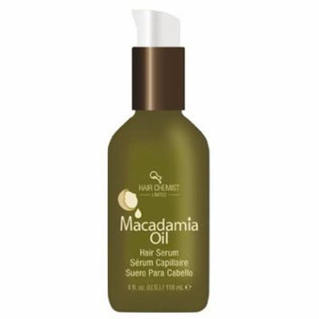 Hair Chemist Limited Macadamia Oil Hair Serum 4 oz. (Pack of 2)