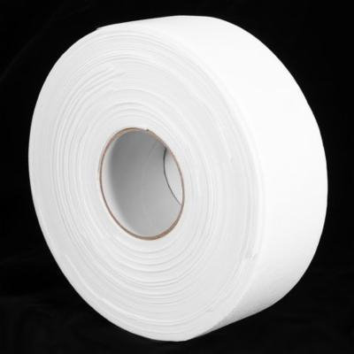 1Roll 100Yards Leg depilatory paper hair removal wax strips Nonwoven Paper Waxing roles (White)