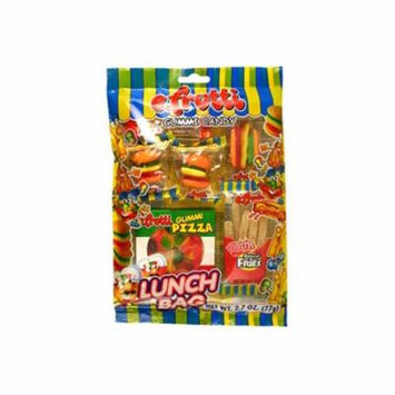 eFrutti Gummy Candy Lunch Bag 12 Pack