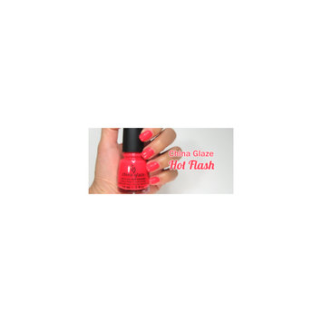 China Glaze Nail Polish - #83541, Hot Flash