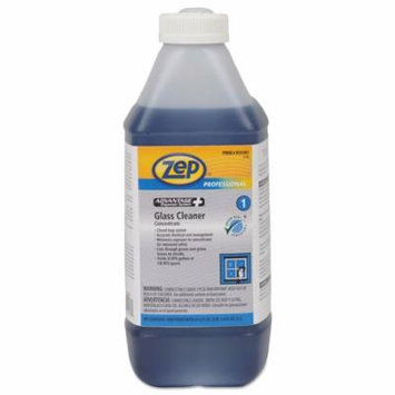 Advantage+ Concentrated Glass Cleaner, 67.6 Oz Bottle, 4/carton