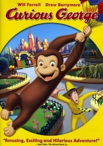 Curious George (Widescreen Edition) (2006) (DVD)