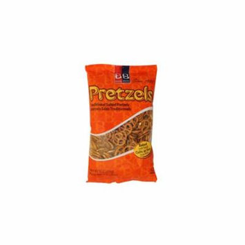 Beigel Beigel Traditional Salted Pretzels Pack of 24 9 oz bags What a Steal!!!
