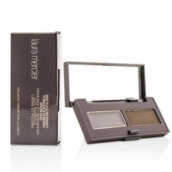 Sketch & Intensify Pomade And Powder Brow Duo - Brunette-2g/0.065oz