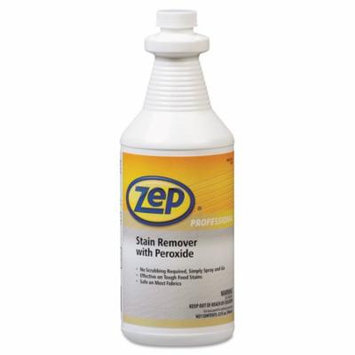 Stain Remover With Peroxide, Quart Bottle