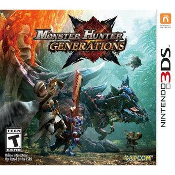 Capcom Co., Ltd Monster Hunter Generations - Pre-Owned (Nintendo 3DS)