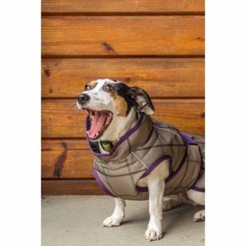 FITS Dog Coat (Sand Check, XXXL)