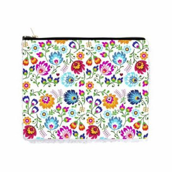 Floral Print - Double Sided 6.5
