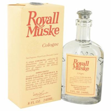 ROYALL MUSKE by Royall Fragrances Men's All Purpose Lotion / Cologne 8 oz - 100% Authentic