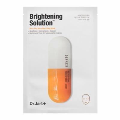 (3 Pack) Dr. Jart+ Dermask Micro Jet Brightening Solution