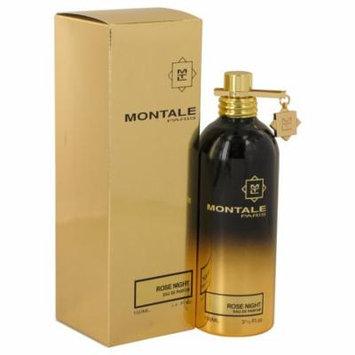 Montale Rose Night by MontaleEau De Parfum Spray (Unisex) 3.4 oz-Women