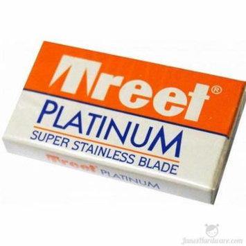 Treet Platinum Super Stainless Razor Blades