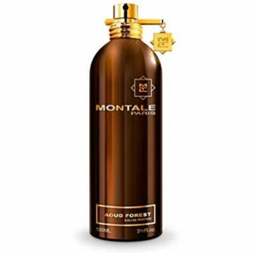 3 Pack - Montale Aoud Forest Eau De Parfum Spray 3.3 oz