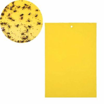 Outtop 1Pc Flies Traps Bugs Sticky Board Catching Aphid Insects Pest Killer