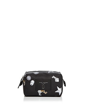 Ysl Large Tossed Charms Cosmetics Bag