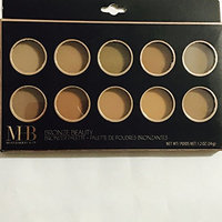 Must Have Beauty Bronze Beauty Bronzer Palette 1.2 oz
