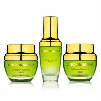 Donna Bella Cosmetics - 24K Collagen Radiance Renewal Set