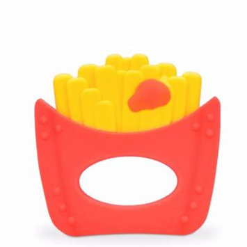 BPA Free Soft Silicone Baby Teether Chew Toy Oral Gum Care Teeth Soother