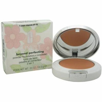 3 Pack - Clinique Beyond Perfecting Foundation&Concealer, [7] Cream Chamois 0.51 oz