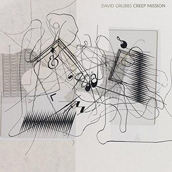 Blue Chopsticks [David Grubbs] Creep Mission Brand New DVD