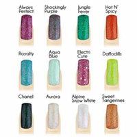 LWS LA Wholesale Store 12 pcs Adoro Acrylic Powder TWINKLE TWINKLE Collection compare Mia Secret
