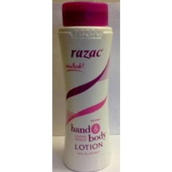 Razac Hand and Body Lotion 16oz (Pack of 2)