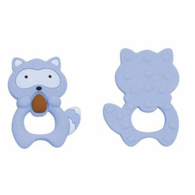 Safe Non Toxic Soft BPA Free Baby Teething Toy Molars Silica Gel Tooth Gum
