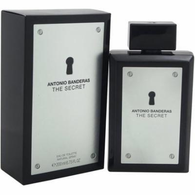 4 Pack - Antonio Banderas The Secret Eau de Toilette Spray for Men 6.75 oz