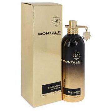 Montale Spicy Aoud by Montale Eau De Parfum Spray (Unisex) 3.4 oz-Women